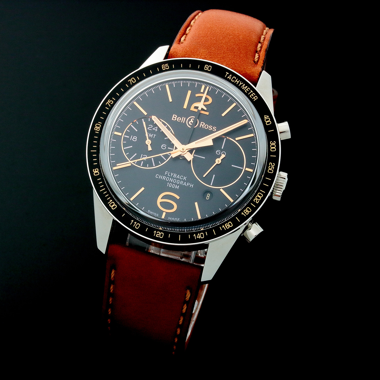 Bell & Ross Flyback Chronograph Automatic // Limited ...