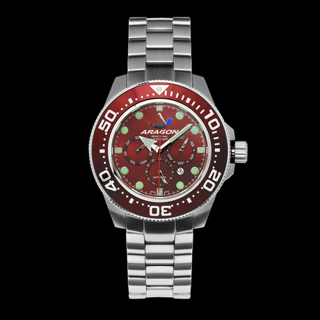 Aragon Divemaster 9100 Automatic // A051RED