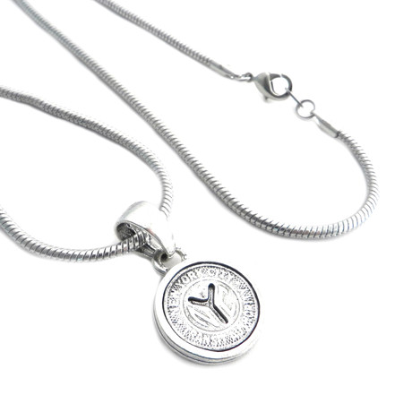 NYC Subway Token Chain Necklace