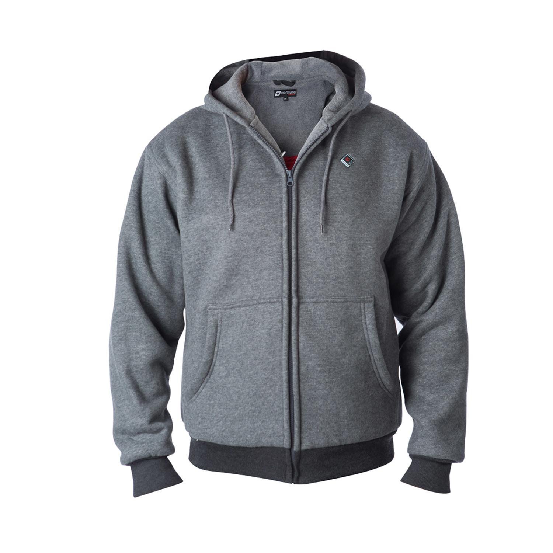 Heated hoodies