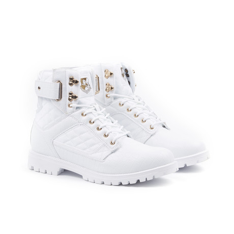 Atlas II Boots NS // White (US: 7)