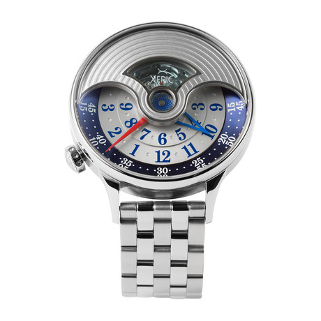 Xeric Evergraph Automatic // Limited Edition // EGA-3016-SS