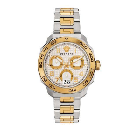 Versace Dylos Chronograph Quartz // VQC030015