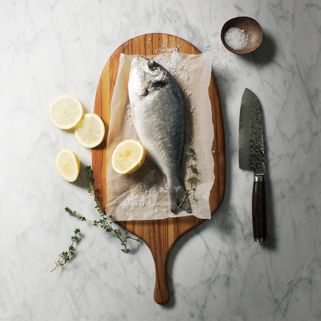 Canoe Collection // Large Serving Board