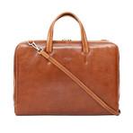 Daniel Briefcase (Cognac)