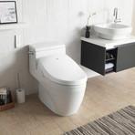 A8 Serenity // Bidet Toilet Seat