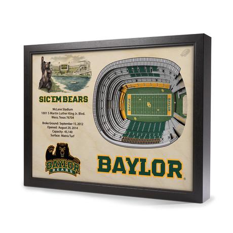 Baylor Bears // McLane Stadium
