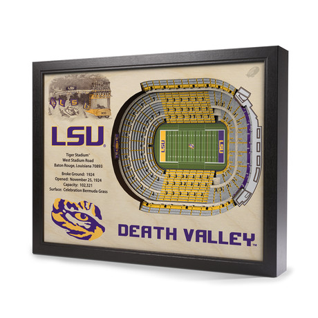 LSU Tigers // Tiger Stadium