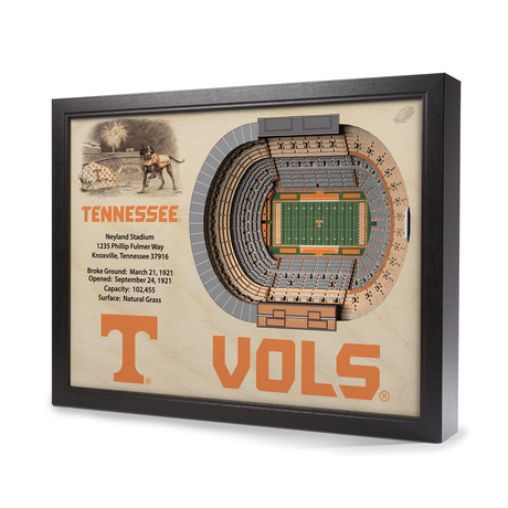 Tennessee Volunteers // Neyland Stadium