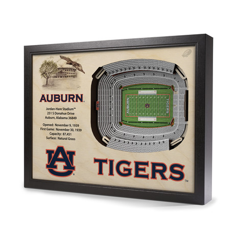 Auburn Tigers // Jordan-Hare Stadium