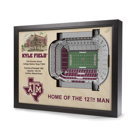 Texas A&M Aggies // Kyle Field