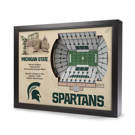 Michigan State Spartans // Spartan Stadium