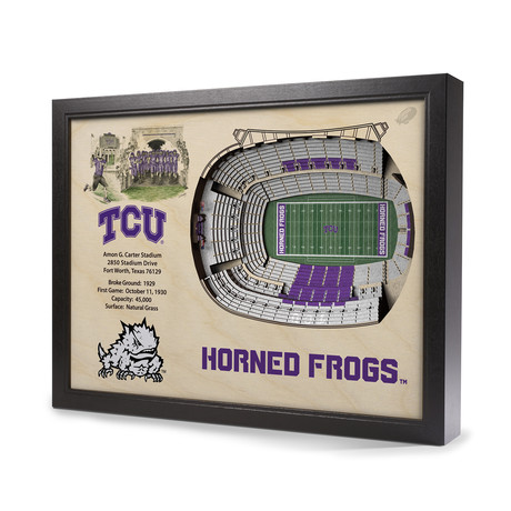 TCU Horned Frogs // Amon G. Carter Stadium