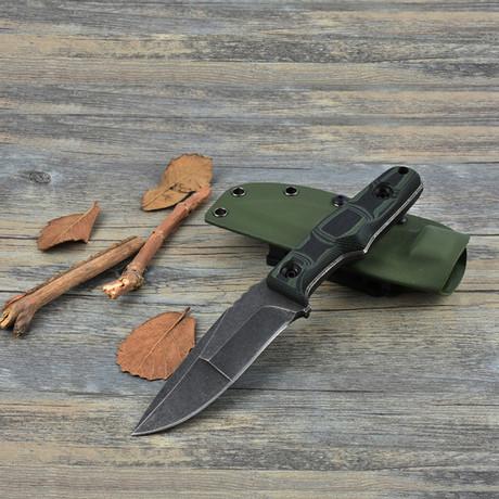 Lionhearted Single Blade Knife