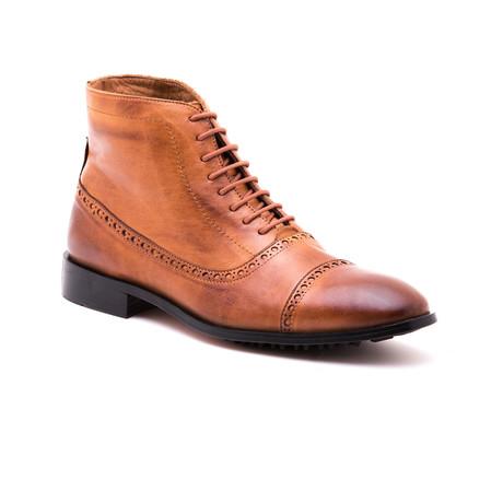 Faruk Faith Boot // Light Brown (Euro: 39)