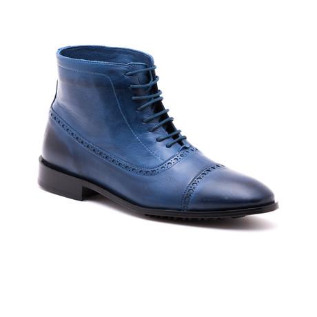 Faruk Faith Boot // Navy (Euro: 39)