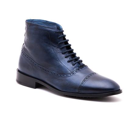 Faruk Faith Boot // Blue (Euro: 39)