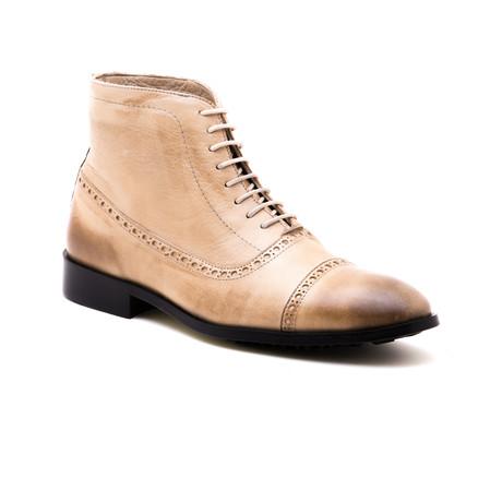 Faruk Faith Boot // Beige (Euro: 39)