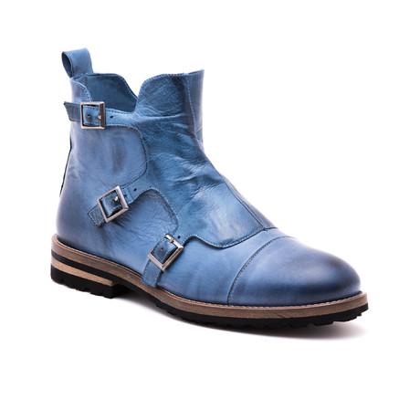 Faruk Rock Boot // Blue (Euro: 39)