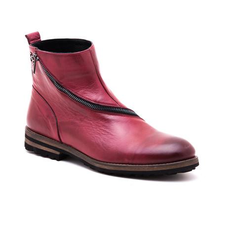 Faruk Slope Boot // Bordeaux (Euro: 39)