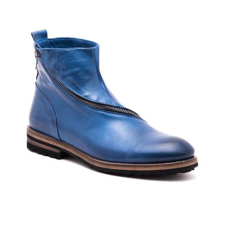 Faruk Slope Boot // Jean Blue (Euro: 42)