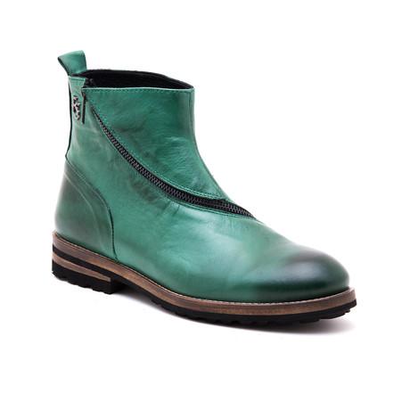 Faruk Slope Boot // Green (Euro: 39)