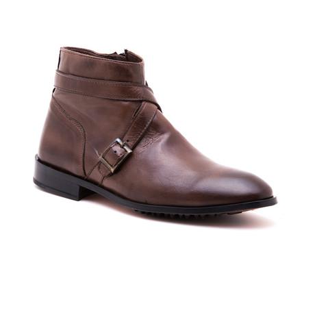 Faruk State Boot // Brown (Euro: 39)