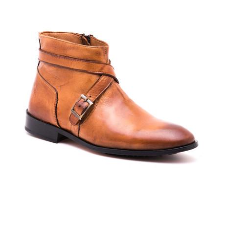 Faruk State Boot // Light Brown (Euro: 39)