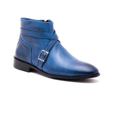 Faruk State Boot // Blue (Euro: 39)