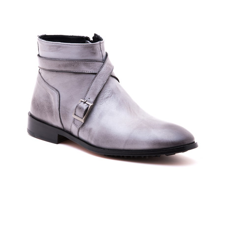 Faruk State Boot // Grey (Euro: 39)