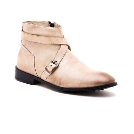 Faruk State Boot // Beige (Euro: 39)