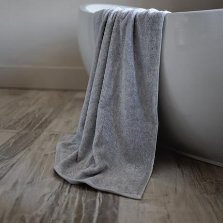 6-Piece Towel Set // Glacier Gray