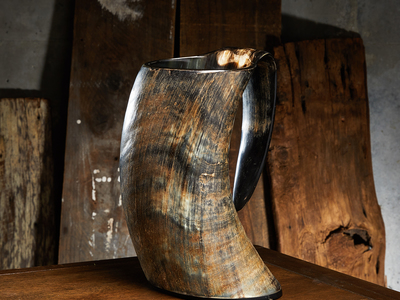 photo of Buffalo Horn Jug by Touch Of Modern