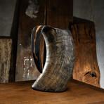 Buffalo Horn Jug