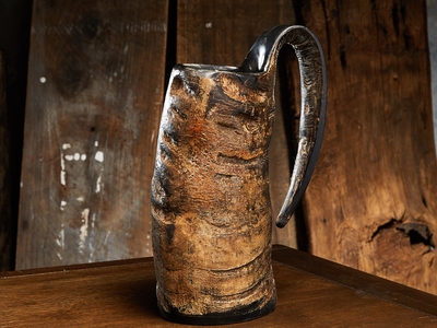 photo of Vintage Horn Drinking Mug (Small) by Touch Of Modern