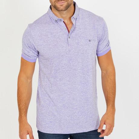 Brendan Polo Shirt // Lavender (S)