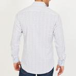 Jorn Long-Sleeve Button-Up Shirt // White (S)