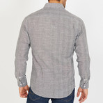 Max Long-Sleeve Button-Up Shirt // Grey (S)