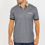 Ricky Polo Shirt // Slate Grey (S)