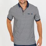 Richard Polo Shirt // Grey (L)