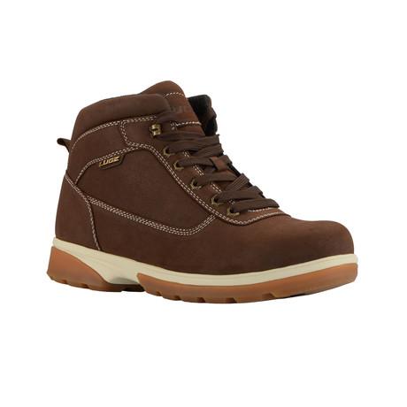 Zeolite Mid Boot // Brown + Cream (US: 7)