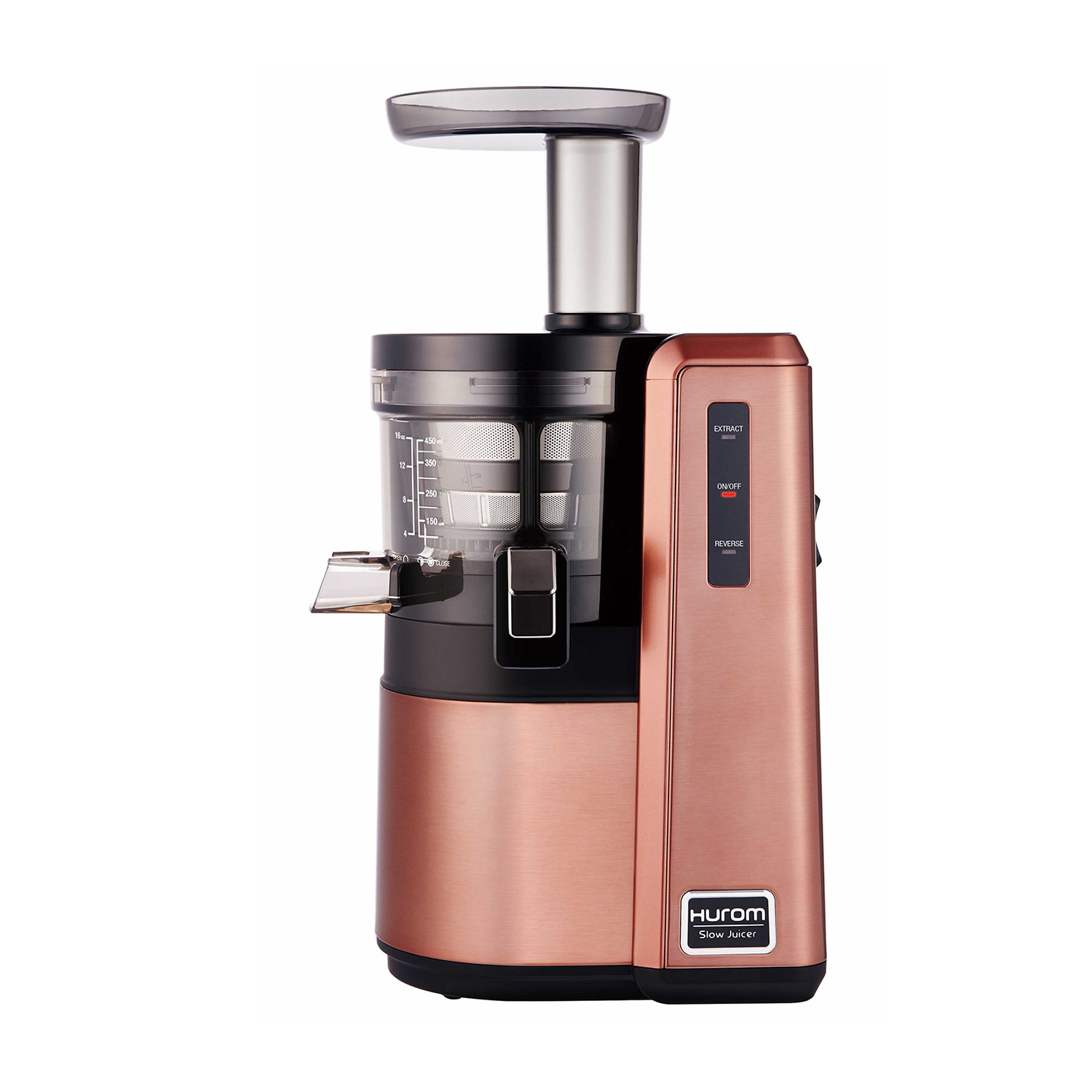 Hurom Hz Slow Juicer Silver : Hurom HZ Slow Juicer + Juice Jar (Silver) - Hurom - Touch of Modern