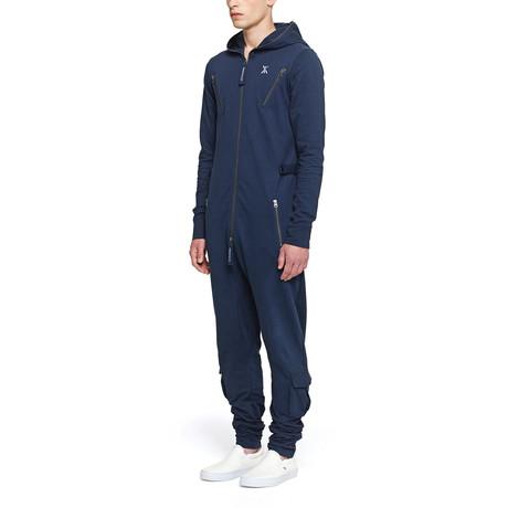 Air Jumpsuit // Navy (S)