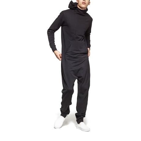 Dodge Jumpsuit // Black (S)