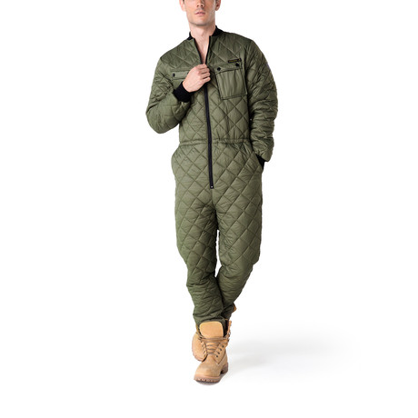 Champ Jumpsuit // Army (S)
