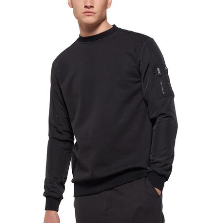 Contender Sweater // Black (S)