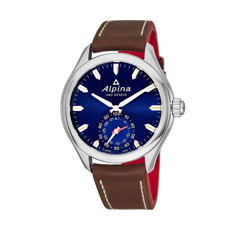 Alpina Horological Smartwatch // AL-285NS5AQ6 // Store Display