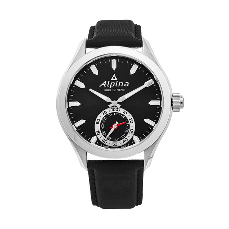 Alpina Horological Quartz Smartwatch // AL-285BS5AQ6