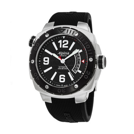 Alpina Extreme Diver Automatic // AL-525LBB5AEVZFB // Store Display