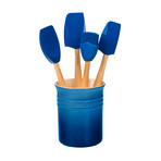 Craft Series Utensil Set + Crock (Marine)